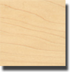 Hard maple stair parts