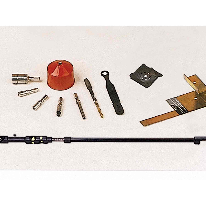 Lj 3061 Bore Buster Plus Lj Smith 3061 Baluster Install