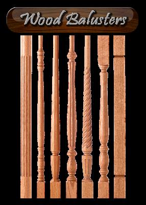 Wood Spindles
