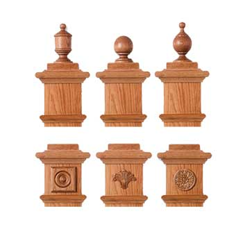 Newel Accessories
