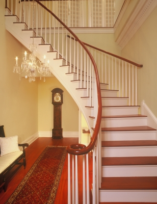 Brazilian Cherry Stair Treads
