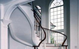 Stair Makeover: Refinishing Handrail