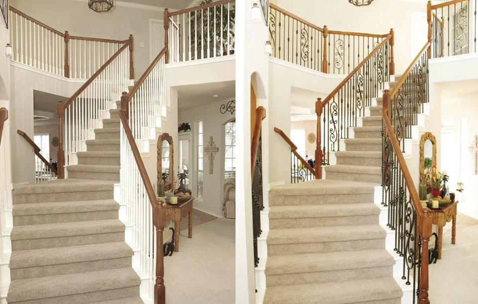 Charmant Remodeling Your Stairs On A Budget