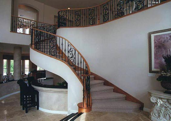 Perfect Wood Stair Parts
