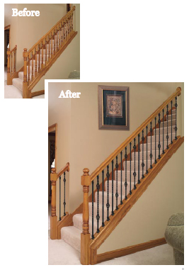 Best Wood Baluster Replacement Jpg 267×381 With Images 400 x 300