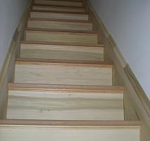 poplar stairs