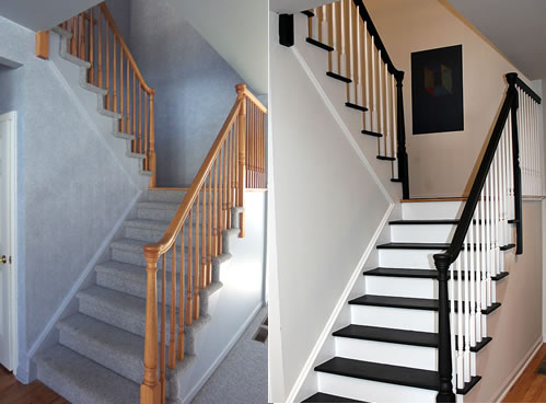 Superbe Wood Stair Parts