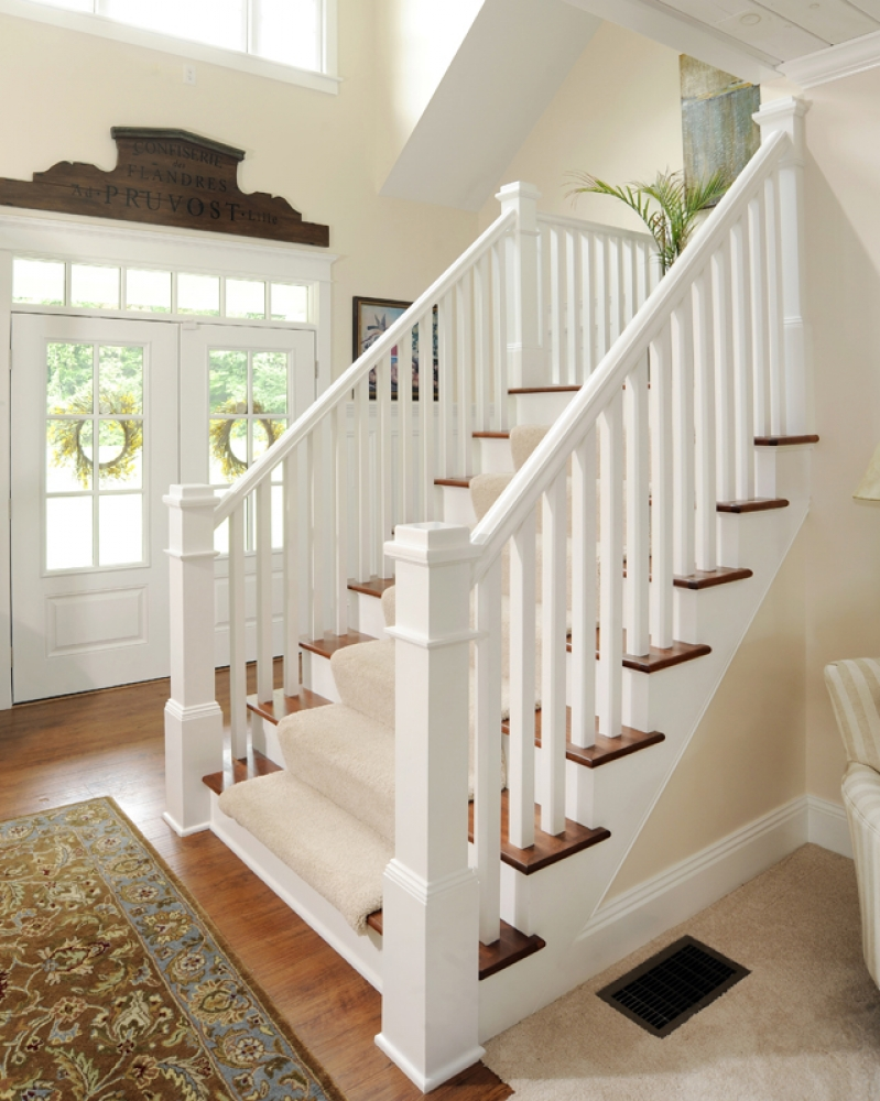 6400 Handrail Wood Stairs Hand Rail Lj 6400 Profile