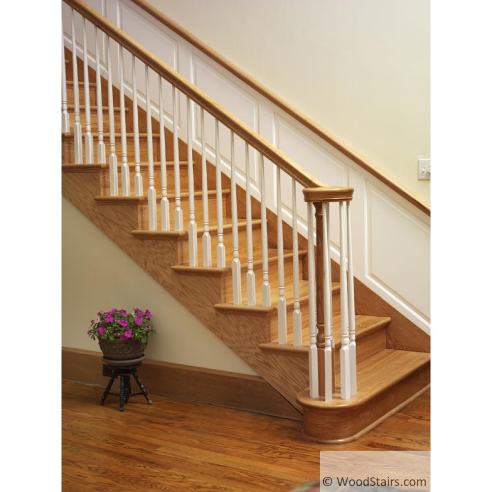 5015 Pin Top Baluster Wood Stairs Balusters 5015 Baluster